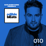 EB010 - edible bEats - Eats Everything live from ANTS, Manchester