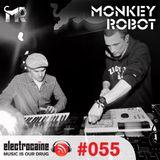 MonkeyRobot - Electrocaine session #55