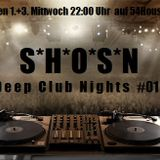 Deep Club Nights #01