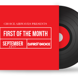 First Of The Month (September 2017)