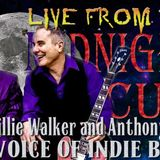 LIVE from the Midnight Circus featuring Wee Willie Walker and Anthony Paule