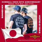 Day Five: Summer Mix (Gumball 3000 Road Trip Mixes 2018)