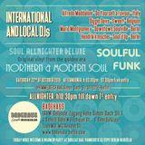 Soul'd Up Berlin [22.10.2016] Afternooner DJs