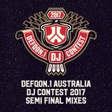 Linxar | Newcastle | Defqon.1 Festival Australia DJ Contest