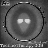 Alex Shinkareff - Techno Therapy 009