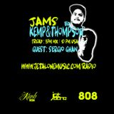 Jams by Kemp&Thompson / Chapter 2 Guest Sergio Ghan