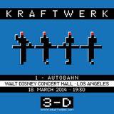 Kraftwerk - Walt Disney Concert Hall, Los Angeles, 2014-03-18 [Early Show]