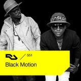 RA.551 Black Motion