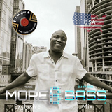 More Bass Exclusive Mix, Episode Nineteen. DJ Major C from the USA (House)