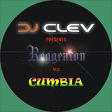 DJ Clev - Reggeaton Vs. Cumbia 2014