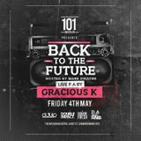 Back To The Future Promo Mix - Old and New R&B/Hip-Hop/Funky/UKG