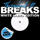 Throwback 2 Breaks (White Label Edition)
