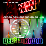NOW...here comes the music@DeeRedRadio (26.04.2018)