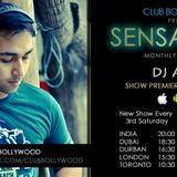 Club Bollywood presents Sensations Radio Show with DJ A.Sen - Episode 2