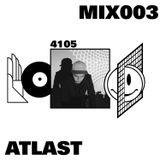 4105 MIX003: ATLASt