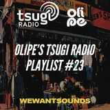 Olipe Tsugi Radio Playlist #23: allstar fat hiphop news!