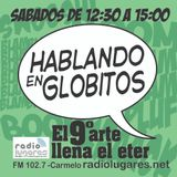 Hablando en Globitos 408 - Charla Soule y Albuquerque