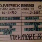 Much More Dj Mozart & Rubens 10-5-1980.(my personal tape collection)