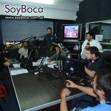 SoyBocaRadio, programa del 15/05/2015 a puro oyente
