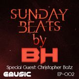 Sunday Beats Beatshouse set 002