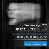 "Igor Marijuan Live @ Carl Cox ""Music is Revolution"" Closing @ Space Ibiza PT1"