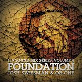 119 Mix Series Vol. 4 - Foundation - Josh Swissman & OB-one