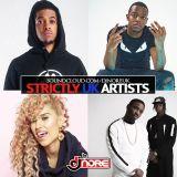 STRICTLY UK ARTISTS EP 7 BY @DJNOREUK