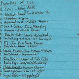 favorites of 2011