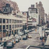New York City Marathon (running playlist)