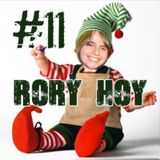 Advent Day #11 - Rory Hoy
