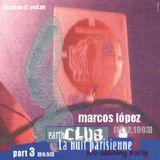 DJ Mix - Marcos López - Earth Club - 11. Dezember 1993 - Teil 3 von 3