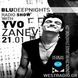 Yvo Zanev in BLUDEEPNIGHTS RADIO SHOW on Westradio.gr