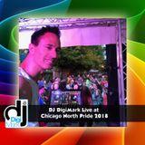 DJ DigiMark Live at Chicago Pride North 2018