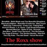 The ROXX Show Hard Rock Hell Radio 16 April SleazyGlamMetalTrashedupBluesyPunkRockN'Roll&ClassikRock