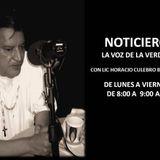 La Voz de la Verdad - noticiero con el Lic. Horacio Culebro Borrayas - 17/sep/2014