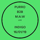 Purro b2b M:A:W INDIGO 16/01/19