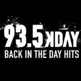 93.5 KDAY Christmas Mix 12/22/2017 PART 4
