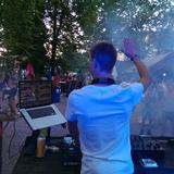 Ben Ji Live @ TanzLaune 17.8.2013 / Waldgarten Bhf Hüntwangen
