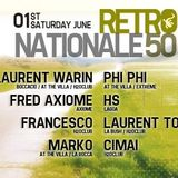 dj Fred Axiome @ H2O - Retro Nationale 01-06-2013