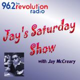 Jay's Saturday Show - Show 27 - 30-03-13