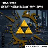 Tri-force with Tony on IO Radio – 041219