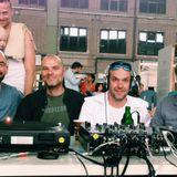 die elektromods mit frieder und steve - couch DJ's beim DMY 2013