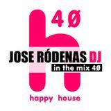 Jose Ródenas In The Mix 40