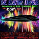The Electro Express ep 38 pres by World Wide Panik