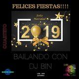 Dj Bin - Felices Fiestas 2019 Con Dj Bin (Cuarteto)