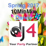 2017 DJ4.it Spring Dance Mix - 10 songs in 10 minutes