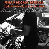 MMA RECORDS ANALOG EXPERIENCE PODCAST JANUARY