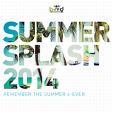 Summer Splash 2014 (mixed by DJ RED)