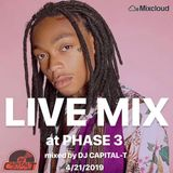 LIVE MIX at PHASE3 (4/21/2019)