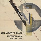 radioactive salad #50 (popscotch radio, 17.01.2018.)